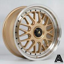 """Autostar Monza G 19"""" x 8.5"""" 5x112 et45 alloys fit Audi S4 2003 - 2009"""