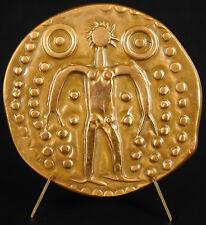 Médaille refrappe d'une monnaie romaine ou grecque ex 99/500 roman mint Medal