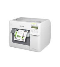 Epson TM-C3500 4 X Colour Desktop Label Printer - PN: C31CD54012CD