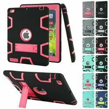 Kids Heavy Rubber Armour Case Shockproof Cover for iPad 7th Generation 10.2""