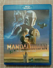 The Mandalorian Season 2 Blu-ray English Francais Star Wars