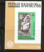 Indonesia , Maritime Day 1966. Not Hinged