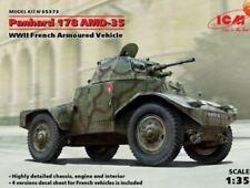 Icm Icm35373 Panhard 178 Amd-35 1/35