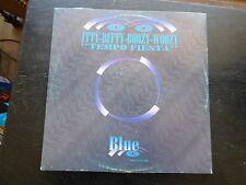itty-bitty-boozy-woozy : tempo fiesta - blue records - vendetta - Venmx-01