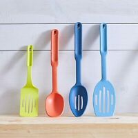 NEW~PAMPERED CHEF~Multi Colored 4pc Utensil Set~FREE SHIP