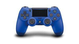 Genuine SONY DualShock 4 Controller V2 Blue FOR Playstation 4 AU Stock Like NEW