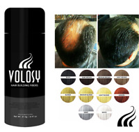 Volosy Instant Hair Building & Thickening Keratin Natural Fibers 27.5g / 0.97oz