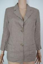 Cappotti e giacche da donna beigi monopetto