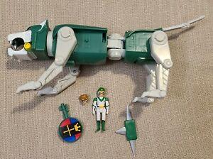 Voltron Club Lion Force Green Lion & Pidge Figure Mattel Matty Collector