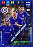 Panini FIFA365 2020, FC Chelsea (Multiple Power Trio =Kante, Kovacic,Jorginho)