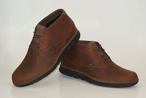 Timberland Bradstreet Chukka Boots Gore-Tex Herren Schnürschuhe SensorFlex A155W