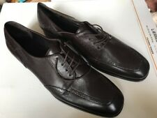 Jimmy Choo Men lace up dress shoes  Dark Brown Size 46 or US 13