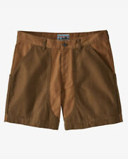 "Patagonia #58145 M's Road To Regenerative Stand Up Shorts 6"" Size 38 NWT ""Vote"""
