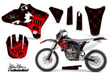 Dirt Bike Graphics Kit Decal Wrap For Yamaha WR250 WR450F 2005-2006 RELOADED R K