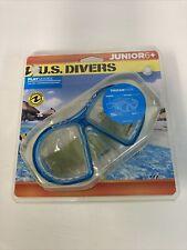 US Divers Junior Kids Toucan Underwater Snorkeling Swim Mask Adjustible Antifog