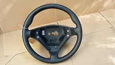 Mercedes-Benz SLK R171 C-Class W203 Leather Steering Wheel A 171 460 01 03 SPORT