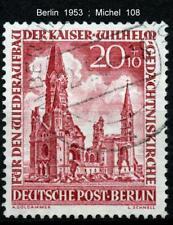 Berlin  1953 ;  Michel 108 , gestempelt