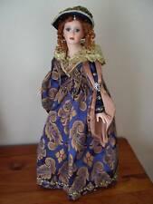 Hillview Lane Porcelain Doll named Stephanie