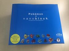 Nano-block mini Pokemon series (12 species )