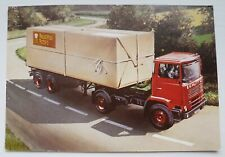 British Parcel Post Original Postcard Centenary Competition 1983 Leyland Truck