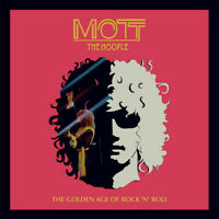 Mott the Hoople - Golden Age Of Rock N Roll [New Vinyl LP] UK - Import