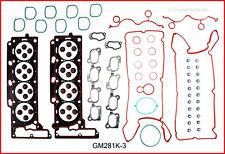 ENGINETECH GM281K-3 Engine Rebuild Gasket Set