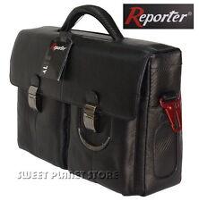 Borsa Cartella pelle 24ore REPORTER mod: AL0141- Nero