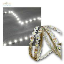 (11,12 €/ M) 5 M SMD Rooflight,60LED/M Cold White,Angle/Radius Jagged Flex Strip