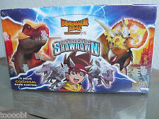 Dinosaur King Dinotektor Showdown - german DISPLAY 24 Booster á 9 cards SEALED