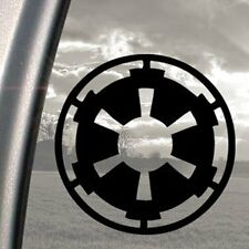 STAR WARS IMPERIAL EMPIRE LOGO  VINYL CAR STICKER BUMPERS BODY WORK WINDOW