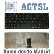 TECLADO ESPAÑOL para PORTATIL SONY V072078bk2