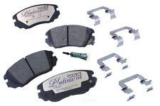 Disc Brake Pad Set-Base Front Autopartsource VP1421K