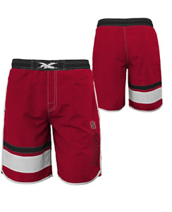 Outerstuff NCAA Youth Stanford Cardinal Color Block Swim Trunks