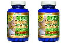 Pure Green Coffee Bean Extract 800mg w/ SVETOL Chlorogenic Acid Fat Burner GCA
