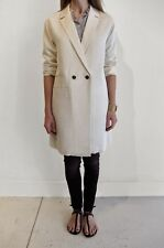 Forte_Forte By Giada Forte Oversized Jacket Trench Linen Coat Size II $758