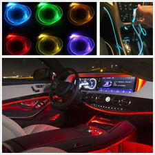 RGB LED Strip Light Car Interior Decor Atmosphere Lamp Sound Active APP Control