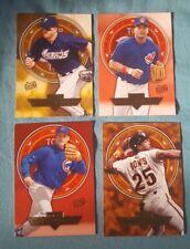 1997 Fleer Ultra Baseball Top 30 Lot Of 4 Cards