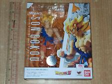 **Bandai SH Figuarts(SHF) DragonBall Z SS Goku Super Warrior Awakening Figure