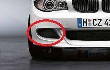 BMW SERIE 1 NUOVO ORIGINALE E81 E87 E88 E82 Griglia Paraurti Anteriore Basso A Destra 0432378