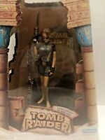 Vintage Playmates Toys Lara Croft In Wet Suit Tomb Raider Action Figure NIB