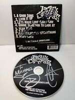 Autographed LoCash Cowboys - Self titled CD 2007 Rare OOP Sleeve and CD signed