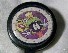 MARVIN MARTIAN & DOG UFO - Badge ID Reels Large Face plastic holder work card