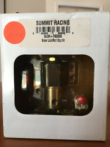 Old style Summit Racing Staging Line Lock Kit _ SUM 760000