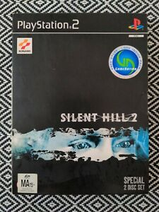 Silent Hill 2 Special Edition 2 Disc Set (PS2) PAL