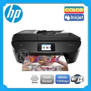 HP ENVY Photo 7820 All-in-One MFP Printer with #804 ink set+e-Print P/N:K7S09D