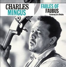 CHARLES MINGUS - FABLES OF FAUBUS (FEAT, ERIC DOLPHY)  CD NEW