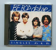 Be Bop Deluxe/Singles A's & B's (1992 French 1st Issue)
