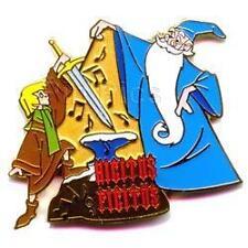 Disney Magical Musical Moments Higitus Figitus Pin