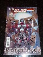 G.I. JOE : FRONT LINE - Vol 1 - No 16 (Cover B) - Date 10/2003 - Image Comics