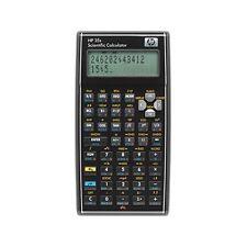 Hp 35S Programmable Scientific Calculator, 14-Digit Lcd